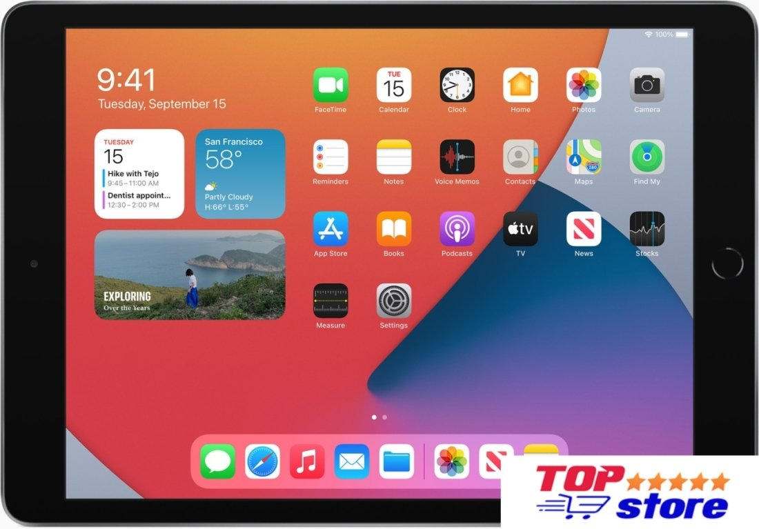 Планшет Apple iPad 10.2